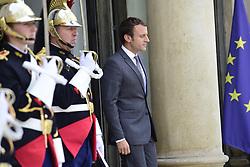 July 31, 2017 - Paris, France, France - Emmanuel Macron - president de la Republique. (Credit Image: © Panoramic via ZUMA Press)