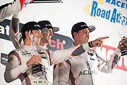 October 10-12, 2019: IMSA Weathertech Series, Petit Le Mans: #7 Acura Team Penske Acura DPi, DPi: Helio Castroneves, Ricky Taylor, Graham Rahal
