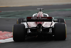 February 26, 2018 - Barcelona, Catalonia, Spain - February 26, 2018 - Circuit de Barcelona-Catalunya, Montmelo, Spain - Formula One preseason 2018; Charles LECLERC of Team Sauber F1, Sauber Ferrari C36 during the afternoon session. (Credit Image: © Eric Alonso via ZUMA Wire)