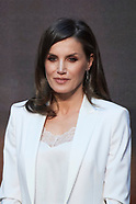 042519 Queen Letizia Attends Children and Youth Literary Awards Ceremony