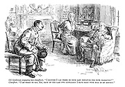 """Old gentleman (engaging new chauffeur). """"I suppose I can write to your last employer for your character?"""" Chauffeur. """"I am sorry to say, sir, each of the last two gentlemen I have been with died in my service."""""""