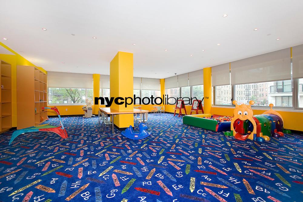 Playroom at 333 East 91st Street