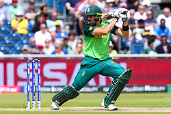 Aiden Markram of South Africa - Mandatory by-line: Robbie Stephenson/JMP - 06/07/2019 - CRICKET - Old Trafford - Manchester, England - Australia v South Africa - ICC Cricket World Cup 2019 - Group Stage