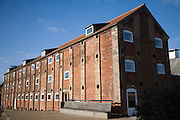 Britten Pears building, Snape maltings, Suffolk, England