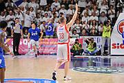 DESCRIZIONE : Campionato 2014/15 Serie A Beko Dinamo Banco di Sardegna Sassari - Grissin Bon Reggio Emilia Finale Playoff Gara4<br /> GIOCATORE : Rimantas Kaukenas<br /> CATEGORIA : Ritratto Delusione<br /> SQUADRA : Grissin Bon Reggio Emilia<br /> EVENTO : LegaBasket Serie A Beko 2014/2015<br /> GARA : Dinamo Banco di Sardegna Sassari - Grissin Bon Reggio Emilia Finale Playoff Gara4<br /> DATA : 20/06/2015<br /> SPORT : Pallacanestro <br /> AUTORE : Agenzia Ciamillo-Castoria/L.Canu