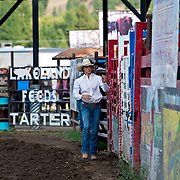 Sarie Berg at the Darby Broncs N Bulls event Sept 7th 2019.  Photo by Josh Homer/Burning Ember Photography.  Photo credit must be given on all uses.