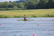 Race: 88  Event: Single Sculls - Championship - Heat<br /> <br /> National Schools Regatta 2018<br /> Sunday<br /> <br /> To purchase this photo, or to see pricing information for Prints and Downloads, click the blue 'Add to Cart' button at the top-right of the page. The Metropolitan Regatta 2018 The Metropolitan Regatta 2018