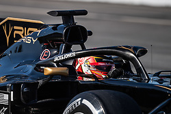 February 26, 2019 - Montmelo, BARCELONA, Spain - BARCELONA, SPAIN, 26th of February 2019. #20 Kevin MAGNUSSEN driver of HAAS F1 team during the winter test at Circuit de Barcelona Catalunya. (Credit Image: © AFP7 via ZUMA Wire)