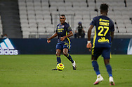 MARCELO of Lyon during the French championship Ligue 1 football match between Olympique Lyonnais and Nimes Olympique on September 18, 2020 at Groupama stadium in Decines-Charpieu near Lyon, France - Photo Romain Biard / Isports / ProSportsImages / DPPI