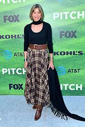 September 13, 2016 - Los Angeles, Kalifornien, USA - Wendie Malick bei der Premiere der FOX TV-Serie 'Pitch' auf dem West LA Little League Field. Los Angeles, 13.09.2016 (Credit Image: © Future-Image via ZUMA Press)