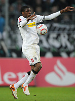 Fotball<br /> Tyskland<br /> 23.01.2011<br /> Foto: Witters/Digitalsport<br /> NORWAY ONLY<br /> <br /> Mohamadou Idrissou<br /> Fussball Borussia Moenchengladbach