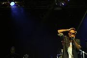 Bilal performs at Highline Ballroom produced by Jill Newman Productions on August 15, 2008 in New York City.