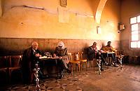 Syrie - Damas - Vieille ville - Maison de thé