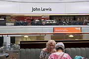 With most shops now open but with retail sales suffering due to the Coronavirus pandemic, John Lewis has closed its doors to its flagship store in the prestigious Grand Central on 15th July 2020 in Birmingham, United Kingdom. John Lewis, one of the UKs most well known and loved department stores has struggled with its finances through the pandemic, resulting in the loss of many jobs and the closing of some of its stores. Coronavirus or Covid-19 is a respiratory illness that has not previously been seen in humans. While much or Europe has been placed into lockdown, the UK government has put in place more stringent rules as part of their long term strategy, and in particular social distancing.