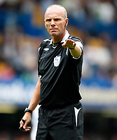 Photo: Richard Lane/Sportsbeat Images. <br />Chelsea v Birmingham. Barclay's Premiership. 12/08/2007. <br />Referee, Steve Bennett.
