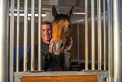 Verlooy Jos, BEL, Varoune<br /> Eurohorse Stables - Grobbendonk 2020<br /> © Hippo Foto - Dirk Caremans<br /> 04/11/2020