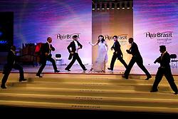 Show do Projeto Tesourinha na Hair Brasil 2007, maior evento de beleza da América Latina, realizado de 13 a 17 de abril, no Expo Center Norte, na zona norte de São Paulo. FOTO: Jefferson Bernardes/Preview.com