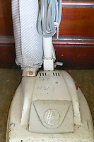 Old vacuum cleaner by Hoover