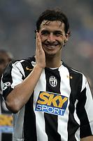 Milano 28-11-04<br /> <br /> Campionato di calcio Serie A 2004-05<br /> <br /> Inter Juventus<br /> <br /> nella  foto Zlatan Ibrahimovic<br /> <br /> Foto Snapshot / Graffiti