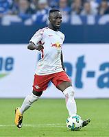Naby Keita (Leipzig)<br /> Gelsenkirchen, 19.08.2017, Fussball Bundesliga, FC Schalke 04 - RB Leipzig 2:0<br /> <br /> Norway only