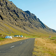 Farm nearby Iceland's Route 1