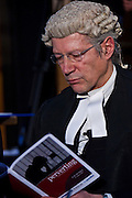 Prosecution - Roy Amlot QC, recently head of chambers at 6 Kings Bench Walk.
