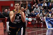 DESCRIZIONE : Brescia LNP DNA Adecco Gold 2013-14 Centrale del Latte Brescia-Tezenis Verona<br /> GIOCATORE : Craig Callahan<br /> CATEGORIA : esultanza<br /> SQUADRA : Tezenis Verona<br /> EVENTO : Campionato LNP DNA Adecco Gold 2013-14<br /> GARA : Centrale del Latte Brescia-Tezenis Verona<br /> DATA : 22/12/2013<br /> SPORT : Pallacanestro<br /> AUTORE : Agenzia Ciamillo-Castoria/R.Morgano<br /> Galleria : LNP DNA Adecco Gold 2013-2014<br /> Fotonotizia : Brescia LNP DNA Adecco Gold 2013-14 Centrale del Latte Brescia-Tezenis Verona<br /> Predefinita :