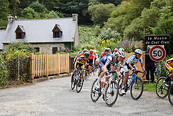 Tayler Wiles (USA) during GP de Plouay - Lorient Agglomération Trophée WNT, a 128 km road race in Plouay, France on August 31, 2019. Photo by Sean Robinson/velofocus.com