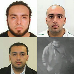Sep 19, 2016 - New York, New York, U.S. - AHMAD KHAN RAHAMI, 28, a naturalized US citizen from Afghanistan, was arrested on Monday following a shootout with police. Rahami, was arrested as a suspect for the bombings that wounded 29 people in New York City on Saturday, as well as New Jersey. New York police issued these photos of Ahmad Khan Rahami and of a man seen in video surveillance ahead of Rahami's arrest Monday. (Credit Image: © New Jersey State Police/ZUMA Wire)