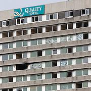 Quality Hotel, Plymouth, Devon.