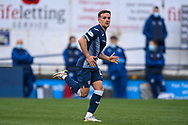 Lewis Vaughan (#10) of Raith Rovers FC during the SPFL Championship match between Raith Rovers and Heart of Midlothian at Stark's Park, Kirkcaldy, Scotland on 30 April 2021.