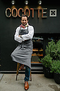 Photos of food and interiors at Cocotte restaurant in New York City -  New York Food and restaurant photographer