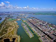 Nederland, Noord-Holland, Amsterdam; 16-04-2021; IJburg, Diemerpark (Diemerzeedijk). Zicht op Rieteilanden, Haveneiland. <br /> IJburg, Diemerpark (Diemerzeedijk). View of Rieteilanden, Haveneiland.<br /> <br /> luchtfoto (toeslag op standard tarieven);<br /> aerial photo (additional fee required)<br /> copyright © 2021 foto/photo Siebe Swart