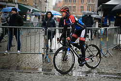 at Driedaagse Brugge - De Panne 2018 - a 151.7 km road race from Brugge to De Panne on March 22, 2018. Photo by Sean Robinson/Velofocus.com
