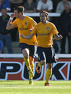 Hartlepool United v Oxford United 280913