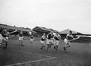 Neg No:.594/8096-8100,..5091954AISHCF,..05.09.1954. 09.05.1954, 5th September 1954,.All Ireland Senior Hurling Championship - Final,..Cork.1-9 .Wexford.1-6,...