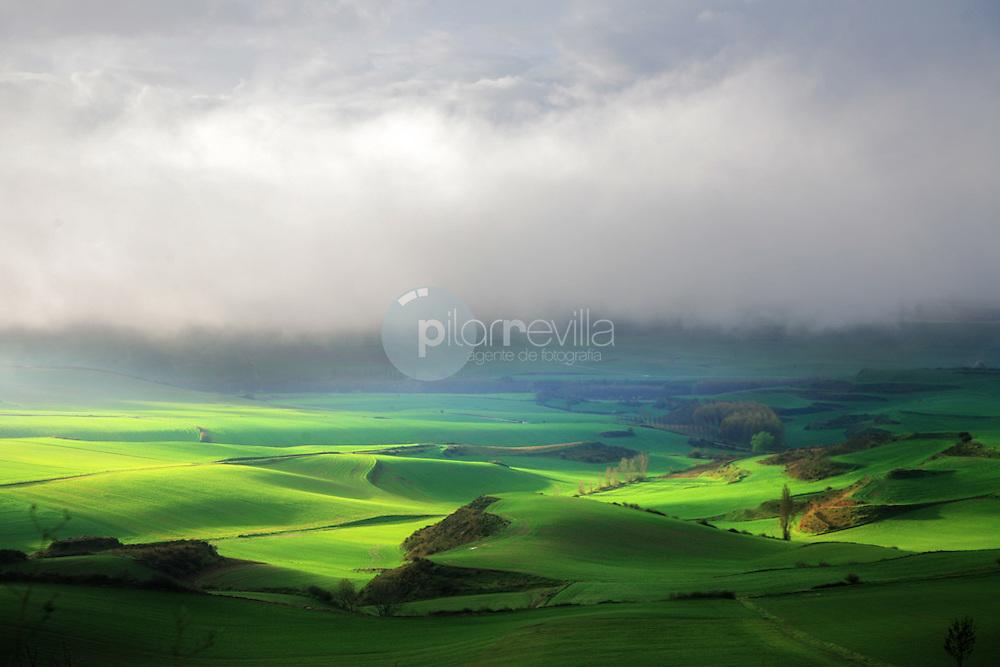 Valle del Cardenas. La Rioja ©Daniel Acevedo / PILAR REVILLA