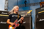 J Mascis, Dinosaur Jr, live at Riot Fest Chicago 2013, concert photography by Akron music photographer, Cleveland music photographer Mara Robinson
