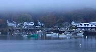 Boothbay Harbor, Maine, USA