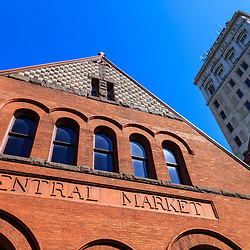 The Lancaster Central Market is a public market located in Penn Square in Lancaster, Pennsylvania.