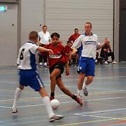 Zaalvoetbal Hilversum - ZVU95/Formido