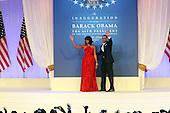 The 2013 White House Inaugural Ball held in Washington, D.C
