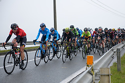Chasing down the break at Driedaagse Brugge - De Panne 2018 - a 151.7 km road race from Brugge to De Panne on March 22, 2018. Photo by Sean Robinson/Velofocus.com