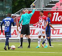 Fotball<br /> Tippeliga 2016<br /> Tromsø IL vs Stabæk 24.07.2016<br /> Kamal Issah, StabækSimen Wangberg, Tromsø<br /> Foto: Tom Benjaminsen / Digitalsport