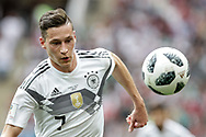 Julian Draxler of Germany during the 2018 FIFA World Cup Russia, Group F football match between Germany and Mexico on June 17, 2018 at Luzhniki Stadium in Moscow, Russia - Photo Thiago Bernardes / FramePhoto / ProSportsImages / DPPI