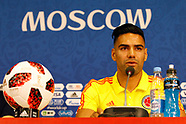 Colombia Press Conference 020718