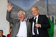 Opening Ceremony, Optimist World Championship 2013., Italy, © Matias Capizzano