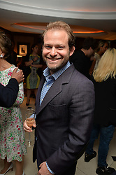 "ALEXANDER DE CADENET at a party to celebrate the publication of ""Lady In Waiting: The Wristband Diaries"" By Lady Victoria Hervey held at The Goring Hotel, Beeston Place, London on 9th May 2016."