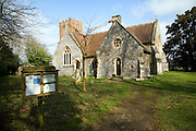 Church of Saint Michael, Boulge, Suffolk
