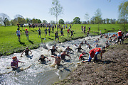 Tough Mudder - May 2012 - Northamptonshire - River Crossing